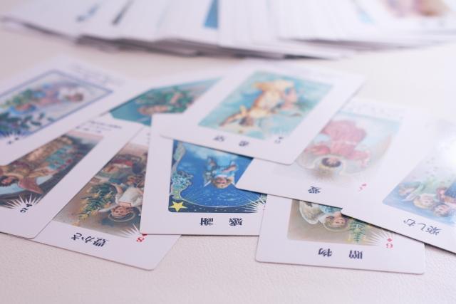 タロット占いに用いるカード