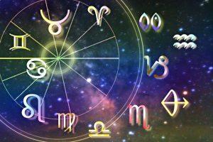 西洋占星術で用いられる星座イメージ