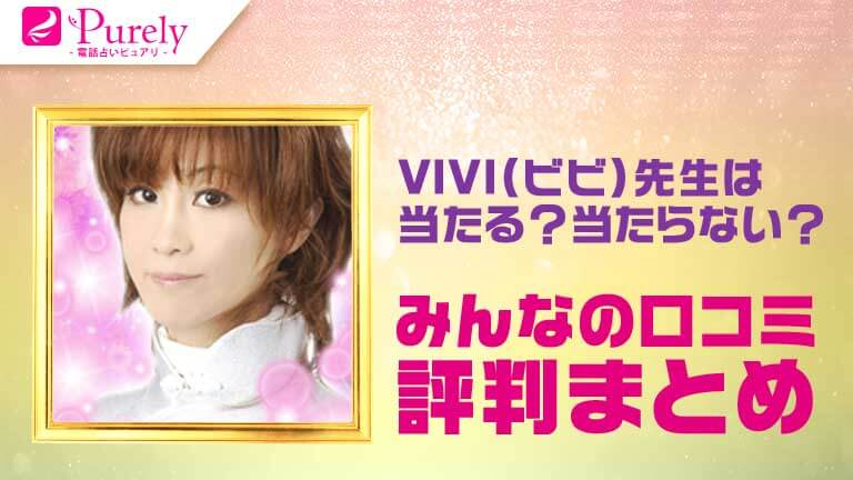 VIVI先生の紹介イメージ
