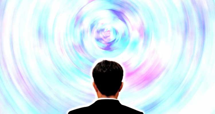 スピリチュアルな視界、霊視のイメージ
